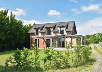 HAMBURG – Neubau: Exklusives Einfamilienhaus