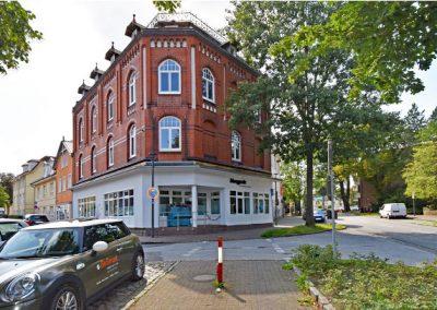 REINBEK – Adlerhorst mit Wohlfühlcharakter