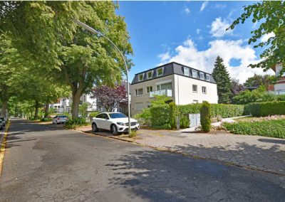 HAMBURG – Ruhige und sehr gepflegte 2-Zimmer-Wohnung