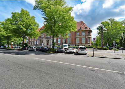 HAMBURG – Rothenbaumchaussee
